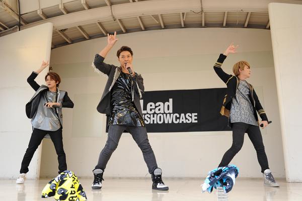 Lead アルバム発売記念フリーライブ