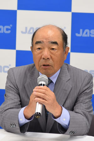 日本音楽著作権協会(JASRAC)いではく会長