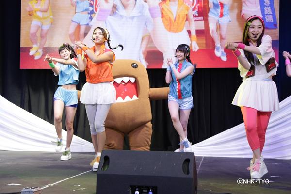 東京パフォーマンスドール 「J-POPSUMMIT2016」