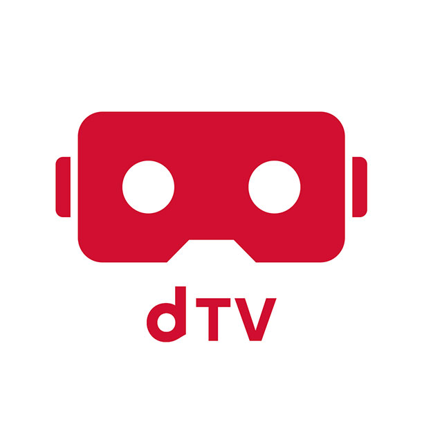 VR視聴専用アプリ「dTV VR」