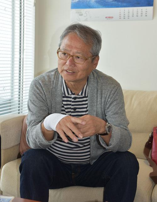 松崎 澄夫 氏 音楽プロデューサー