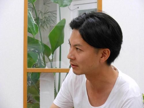 ニューミドルマン座談会 Charlotte inc. 津田昌太朗氏