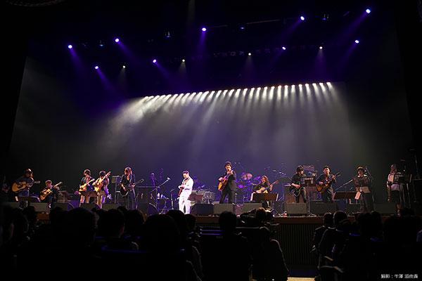「渡辺香津美ギター生活45周年祭」