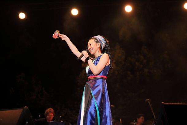 奈良 春日大社 第六十次式年造替奉祝「Misia Candle Night Live」ライブ写真4