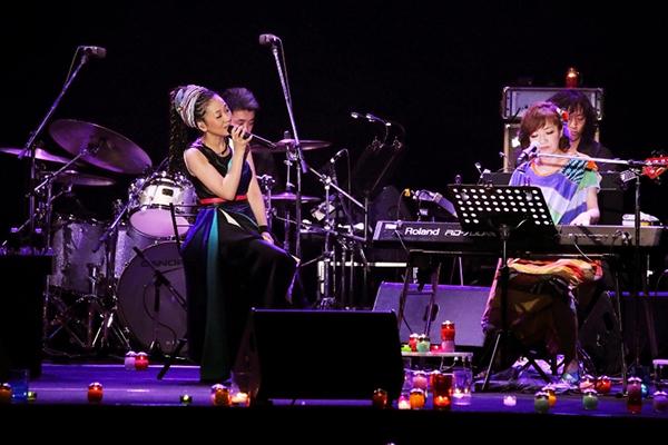 奈良 春日大社 第六十次式年造替奉祝「Misia Candle Night Live」ライブ写真1