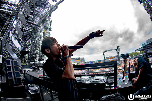 「ULTRA JAPAN 2016」 day3