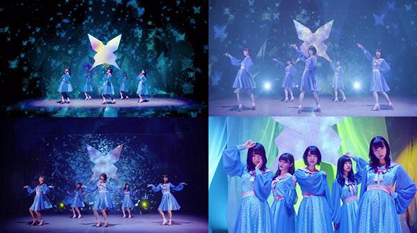 乃木坂46「君に贈る花がない」MV