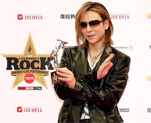 YOSHIKI 「ASIAN ICON AWARD」