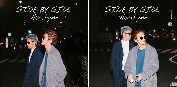 Hilcrhyme アルバム「SIDE BY SIDE」