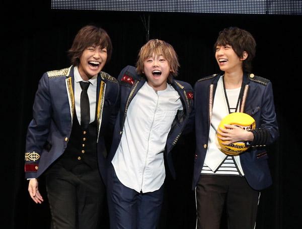 「SHOWROOM AWARD 2016」風男塾