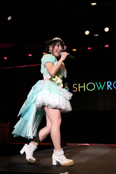 「SHOWROOM AWARD 2016」鈴音ひとみ