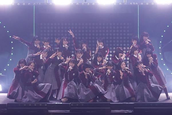 欅坂46 有明コロシアム ワンマンライブ