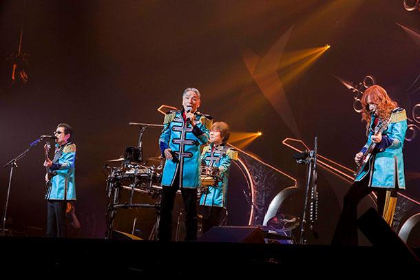 ザ・カンレキーズ(THE ALFEE) 武道館コンサート