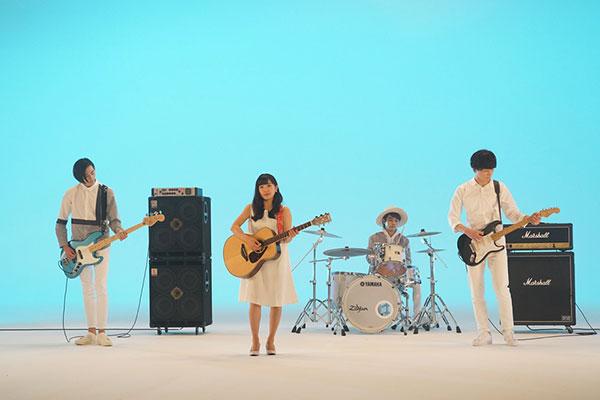 映画『君と100回目の恋』劇中歌「アイオクリ」MV撮影写真