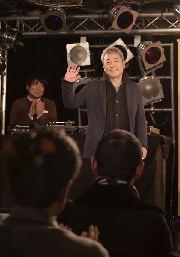 佐野元春の2017年を語るトークイベント