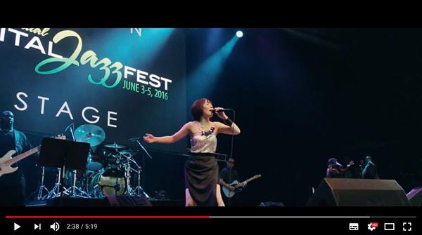 NaoYoshioka 「Capital Jazz Fest 2016」ショートドキュメンタリー映像