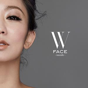 倖田來未「W FACE〜inside〜」