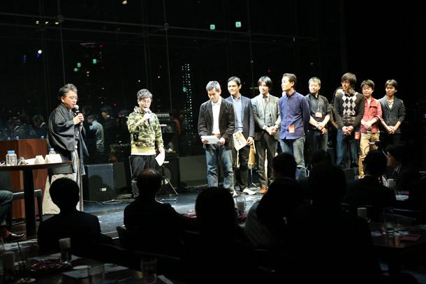 「Live Music HACKASONG」最終審査・表彰式