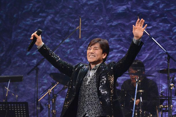 野口五郎 45周年コンサート