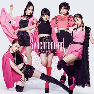 フェアリーズ「Synchronized 〜シンクロ〜」CD+DVD
