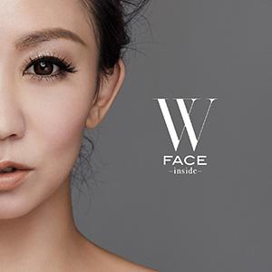 倖田來未 「W FACE~inside~」(AL+BD)