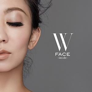 倖田來未 「W FACE~inside~」(ALのみ)