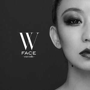 倖田來未 「W FACE~outside~」(ALのみ)