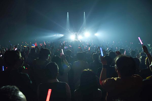 大黒摩季 全国47都道府県ツアー 羽生市産業文化ホール
