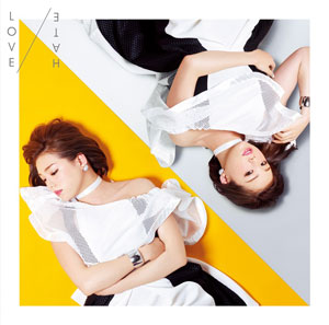 篠崎愛 ミニアルバム「LOVE/HATE」通常盤