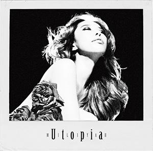 加藤ミリヤ 「Utopia」通常盤
