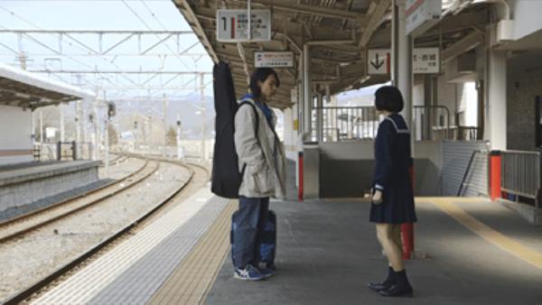爆弾ジョニーと駅すぱあとが異色のコラボ 東武鉄道 桐生線 新桐生駅