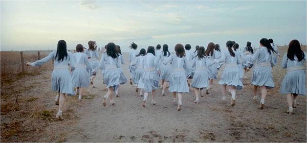 NGT48 「暗闇求む」MV