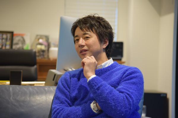 谷口 和弘 氏 株式会社エンジン 代表取締役