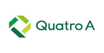 株式会社Quatro A(クワトロエー)ロゴ