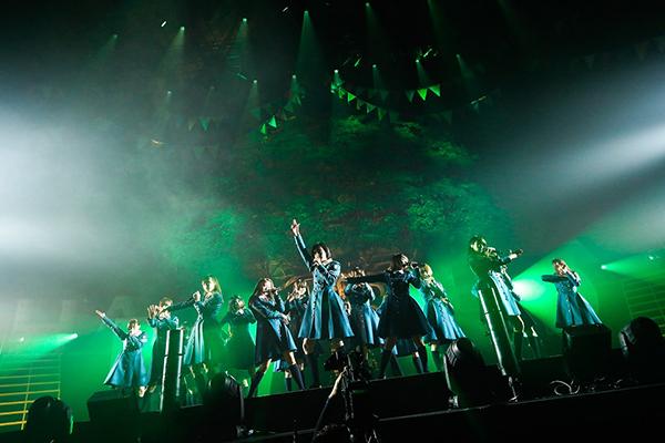 欅坂46 4月6日 代々木第一体育館3