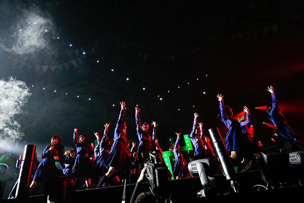 欅坂46 4月6日 代々木第一体育館4