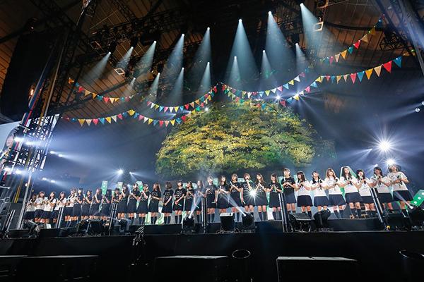 欅坂46 4月6日 代々木第一体育館6