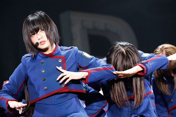 欅坂46 4月6日 代々木第一体育館2