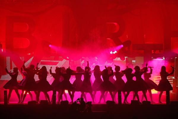 欅坂46 4月6日 代々木第一体育館9