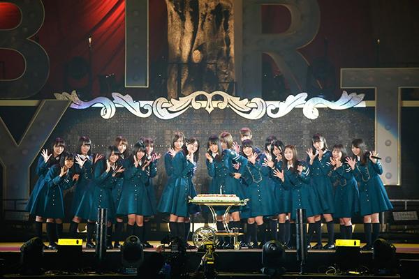 欅坂46 4月6日 代々木第一体育館10