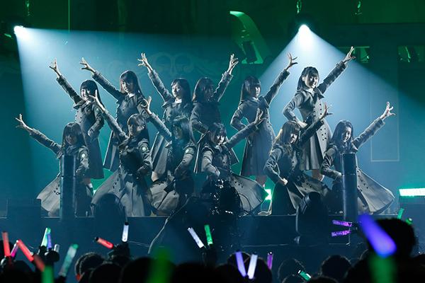欅坂46 4月6日 代々木第一体育館12