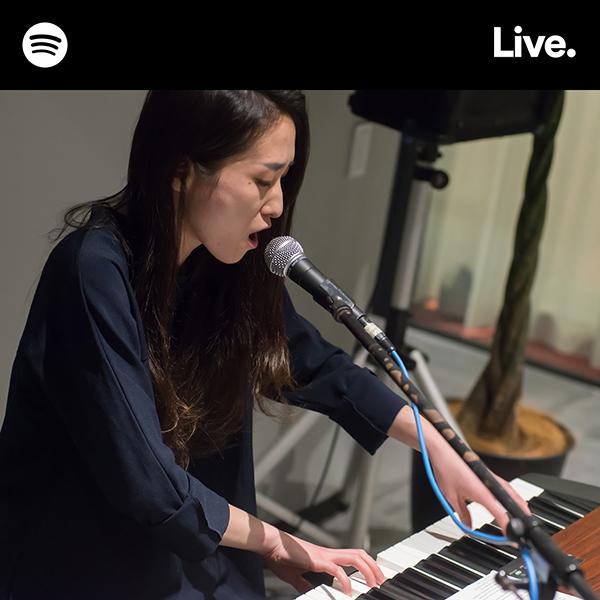 日食なつこ「Spotify Live」