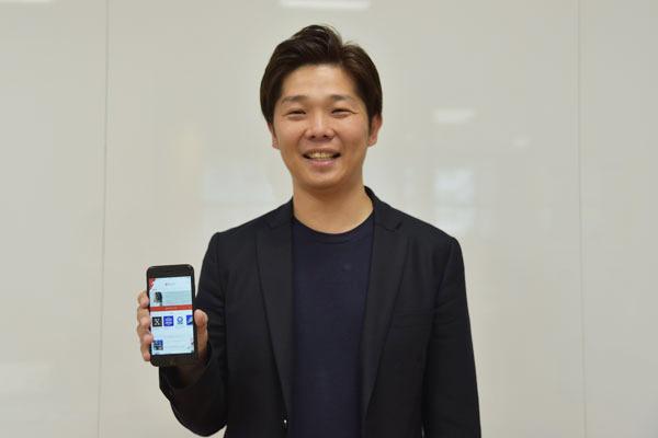 楽天株式会社 三枝大祐氏