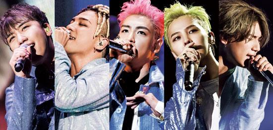 YG ENTERTAINMENT BIGBANG