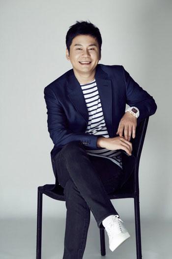 YG ENTERTAINMENT ヤン・ヒョンソク氏