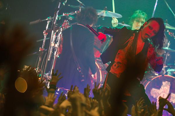 MUCC 4月15日 Zepp DiverCity Tokyo1