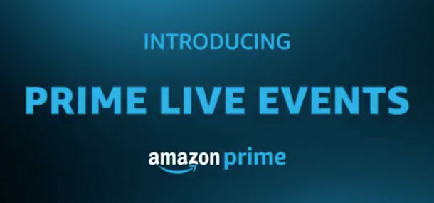 アマゾンのライブビジネス「Prime Live Events」は音楽業界にどう影響を与えるか