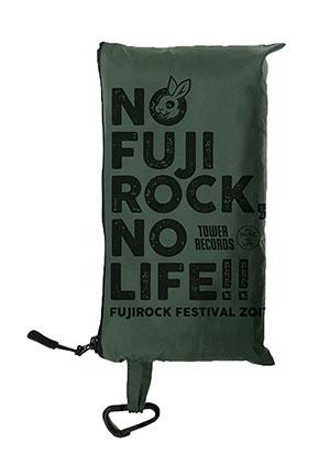 「NO FUJIROCK, NO LIFE!」2017 MADBUNNY レインポンチョ3