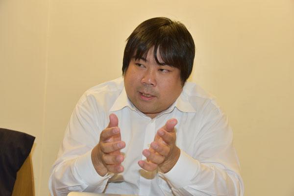 中川 悠介 氏 アソビシステム株式会社 代表取締役社長