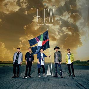 FLOW ミニアルバム「Fighting Dreamers」初回生産限定盤